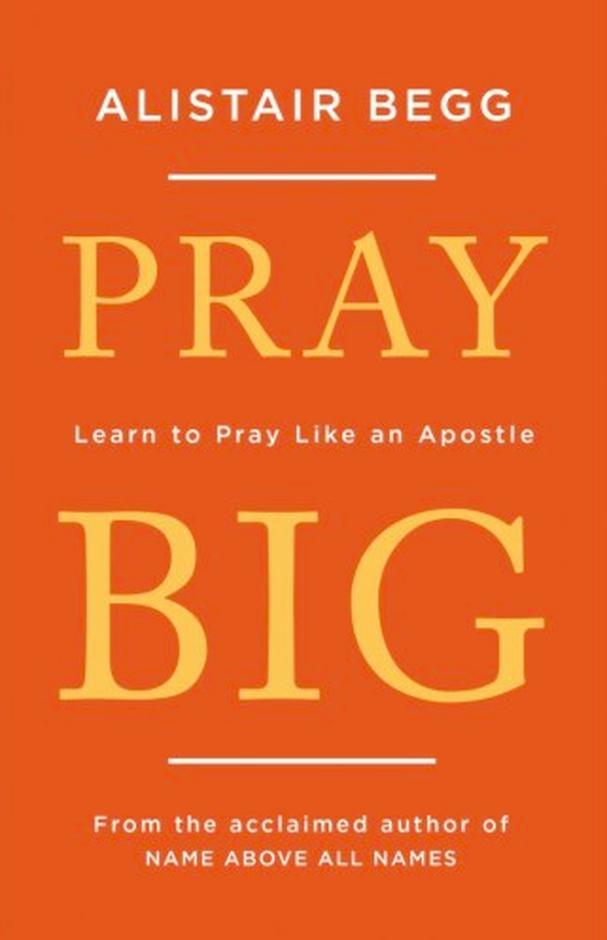 Pray big cover